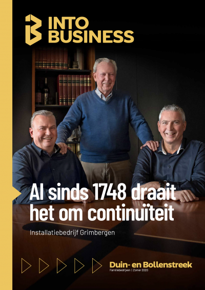 INTO business Duin- en Bollenstreek zomer 2020