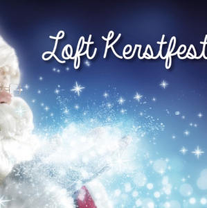 Loft kerstfestival On Tour!