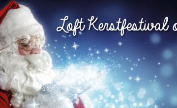 Loft kerstfestival On Tour!