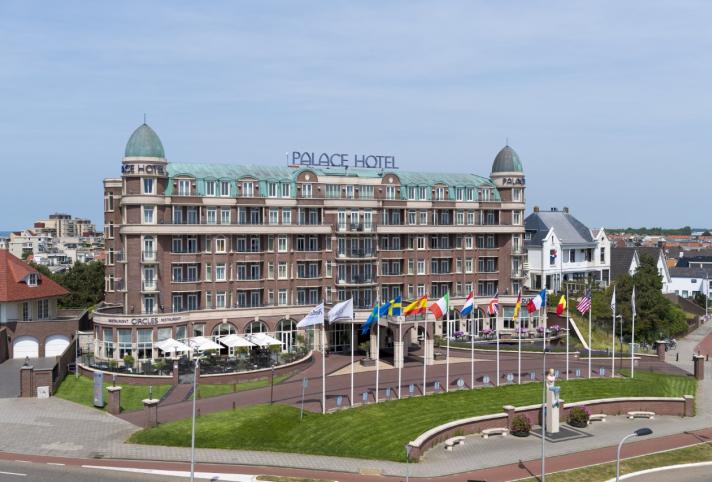 Palace Hotel neemt afscheid van de Radisson Hotel Group