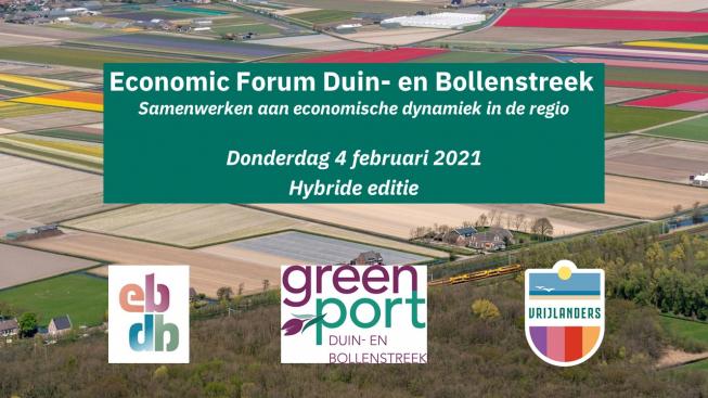Economic Forum Duin- en Bollenstreek