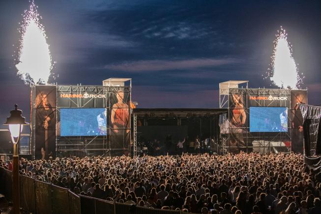 Haringrock ook in 2021 geannuleerd: 'Ons muzikale hart huilt'