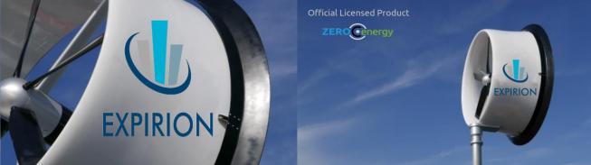 EXPIRION verlegt grenzen: kleinschalige windturbines maken energietotaalconcept compleet