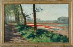 Kleurenpracht - Een tentoonstelling over het schilderen van bollenvelden