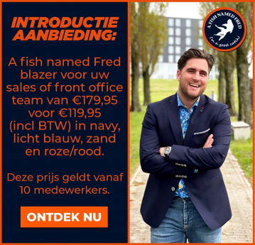 a fish names fred D&B