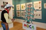 Lucky Luke opent Nederlands enige echte Stripmuseum: Het MoCA in Noordwijk