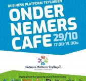 Business Platform Teylingen organiseert maandelijks ondernemerscafé voor alle ondernemers