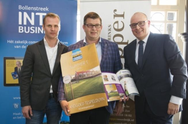 Landgoed Tespelduyn nr. 1 Bollenstreek Business Meetingpoint 2015